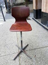 Elmar Flötotto Für Pagholz - Stuhl Design Vintage 1970s