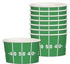 Football Field Treat Cups 8ct