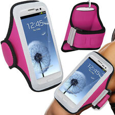Sports Armband Jogging Workout Pouch Case Holder For HTC 10 One X One M7 M8 M9