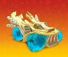Loose Gold Hot Streak Rare Chase Variant Skylanders SuperChargers Xbox Wii PS3