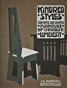 Mission Arts Crafts Charles Limbert Furniture History Models Marks / Scarce Book