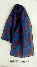 Australian Aboriginal Design Indigenous Art Silk Chiffon Blend Women Scarf