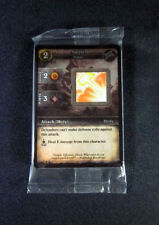 (16) World of Warcraft WoW Miniatures Smite Foil Promo - Attack (Holy) Priest
