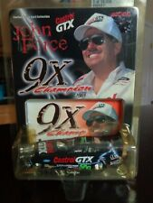 JOHN FORCE CASTROL GTX 2000 FORD MUSTANG FUNNY CAR 1/64 ACTION 9 TIME CHAMPION