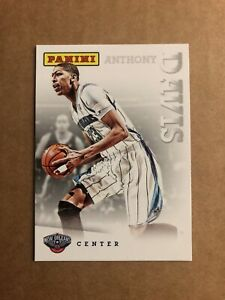 2012-13 Anthony Davis Panini National Convention RC Rookie