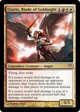 GISELA, BLADE OF GOLDNIGHT Avacyn Restored MTG Gold Creature—Angel MYTHIC RARE