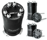 Nuke Performance Billet Surge Tank Triple External Pumps Turbo E85 3 Litres