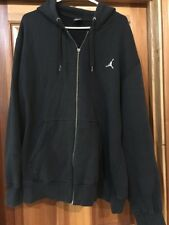 Men's Jordan Hoodie Size Extra Large XL Black