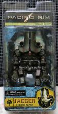 Pacific Rim Jaeger Cherno Alpha Pvc action figure