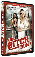 DVD NEUF **Run Bitch Run !** Film GRINDHOUSE de Joseph GUZMAN