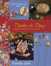 Kumiko Sudo-Thimbles & Things BOOK NEW