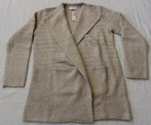 Old Navy Women's Long Sleeve Open Front Cardigan KB8 Heather Gray Medium NWT