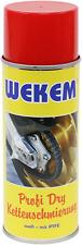 WS667 400ml Profi-Dry-Kettenschmierung Kettenspray PTFE langhaftend trocken