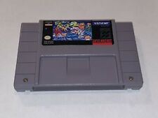 Pocky & Rocky 2 (Super Nintendo SNES) Cartridge Only - Tested & Works Great!