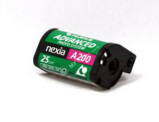 Fuji Film Advanced Photo System Nexia A200 Speed 3 x 25 Exp=75 Exp 24mm,expired