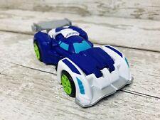 Playskool Héroes Transformers Rescue Bots Blurr Race Car Figura De Acción