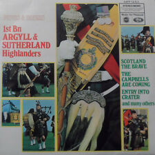 1st Bn Argyll & Sutherland Highlanders ‎– Pipes & Drums