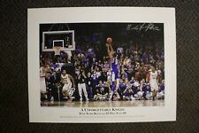 Brandon Knight Autographed Le 1/3000 Poster Ky Wildcats Victory Unforgettable!