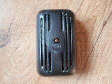 """Telefon Bakelit  Zusatzklingel POST """" WK 50 a """"  von 1955"""