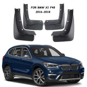OEM Set Splash Guards Mud Flaps 82162365719/2365720 Fit FOR BMW X1 F48 2016-2018