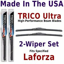 Buy American: TRICO Ultra 2-Wiper Set: fits listed Laforza: 13-22-22