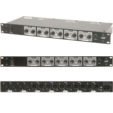 XLR Altoparlante MATRIX MIXER zona per amplifiers-switch / splitter-distribution Box DJ