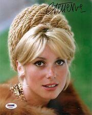 Catherine Deneuve Indochine Signed Auto 8x10 PHOTO PSA/DNA COA