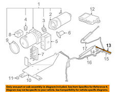 AUDI OEM 03-09 A4 Motor-Convertible/soft Top-Hydraulic Cylndr 8H0871795B