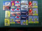 21 COLLECTABLE TELSTRA PHONE CARDS