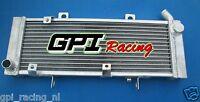 GPI radiator for Honda 1987-1990 CBR600F CBR600 F F1 Hurricane 87 88 89 1988