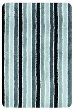 Spirella Lines Black Alfombrillas de baño 60x90cm.markenprodukt MARCA NEGRO
