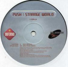 """Push - Strange World, 12"""", (Vinyl)"""