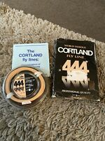 Vintage Rare Cortland 444 Fly Line DT8F/S Fast Sink 30yds Collectable Rare Fly
