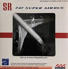 Inflight 500 - 1/500 Boeing 747-100 Super Airbus Reg#JA8114 - IF5741005