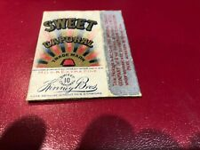 More details for cigarette tobacco packet early kimball sweet caporal