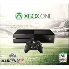 Xbox One Madden NFL 15 500GB Bundle Very Good 5Z