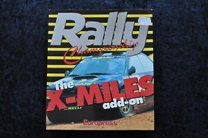 Rally Championship The X-Miles Add-On Big Box PC