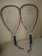 Lot of 2 Head Ti.195 Xl Racquet Ball