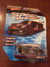 Hot Wheels Speed Machines Ford Black GT LM Die Cast 1:64, MISP