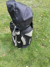 SUPERB LARGE SKYMAX SPORT GOLF CART  BAG WITH HOOD/CARRYING STRAP