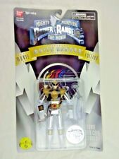 Mighty Morphin Power Rangers The Movie White Ranger Movie Edition Sealed Ban Dai