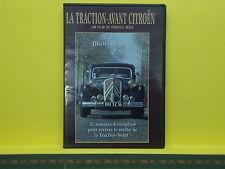 DVD CITROEN - La Traction Avant Citroen de la 7 A de 1934 à la 15 Six H de 1955