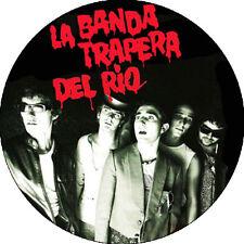 IMAN/MAGNET LA BANDA TRAPERA DEL RIO . punk la perrera morfi grei eskorbuto