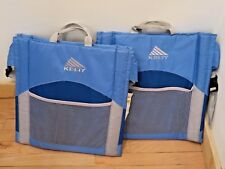 kelty folding camping chair outdoors 2 chairs for the price of one