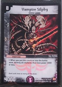Vampire Silphy - Duel Masters 2/46 - Holo - NM