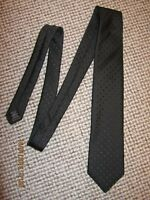 Mens Black Dotted Next Tie - BNWOT!! (having a clear out)