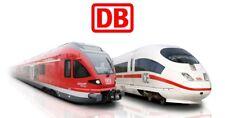 2x ICE DB Ticket Gutschein - Freifahrt Deutsche Bahn Coupon / wie Lidl / Flex
