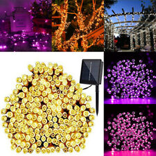 20-200 LED Fairy String Lights Starry Solar Powered Garden Outdoor Party Decor