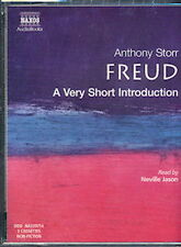 Freud: A Very Short Introduction by Anthony Storr (Audio cassette, 2003)