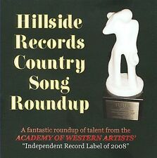 Hillside Records Country Song Roundup, Various Artists, New